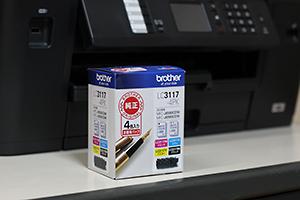 標準インクの4色セット