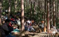 森と踊る木こりフェス2020タイトル画像
