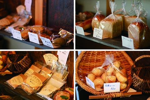 パン工房ふらんすの商品